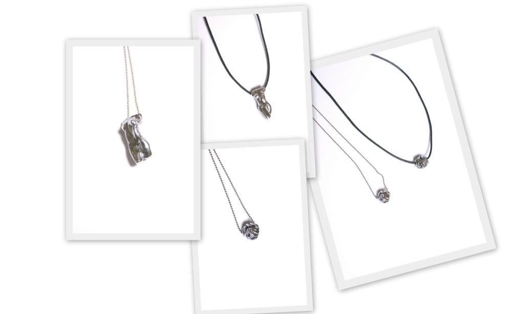 Zilveren-sieraden