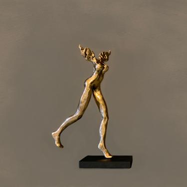 sweet little angel bronze